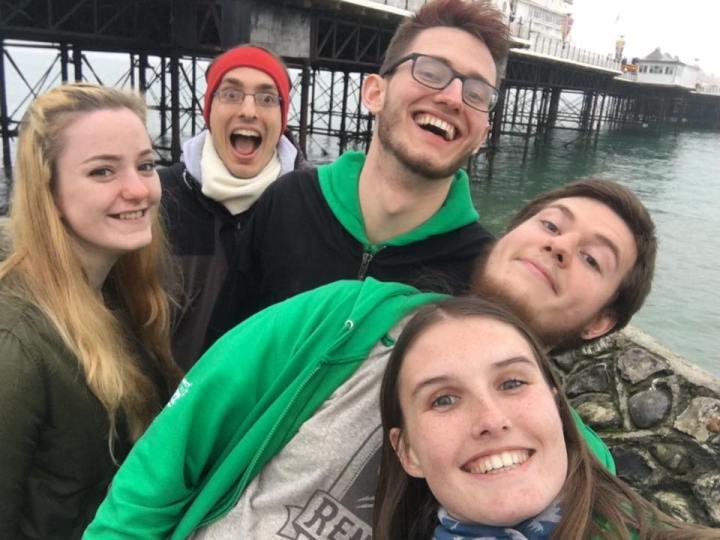 Brighton Tour