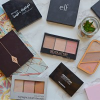 My Makeup Collection | Face Palettes