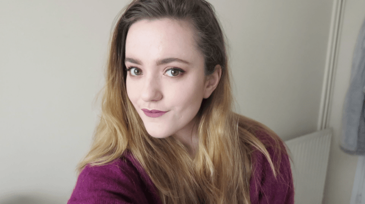 FOTD | Purple Eyeliner