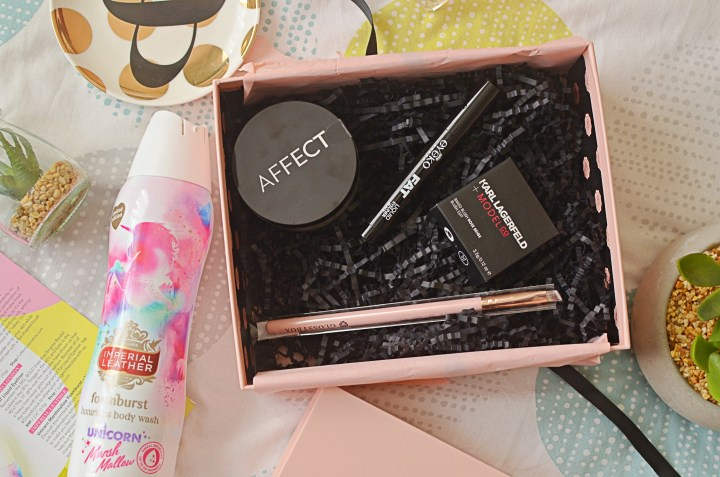 Glossybox Beauty Subscription Service | April 2018