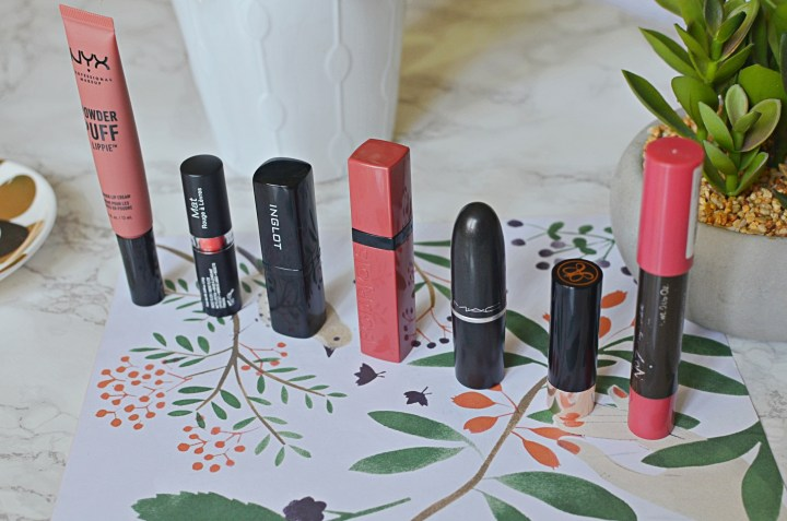 One Week in Lipsticks | May 18