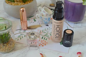 Collection Uliminating Touch Foundation Review