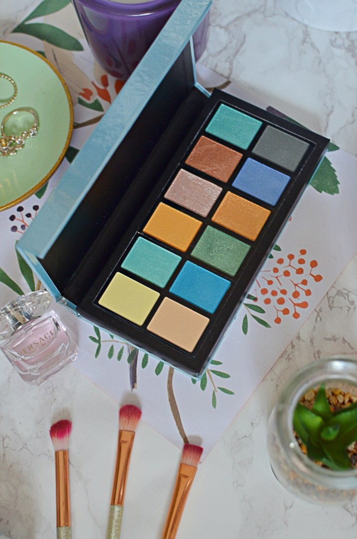 I Heart Revolution Eyeshadow Palette 2