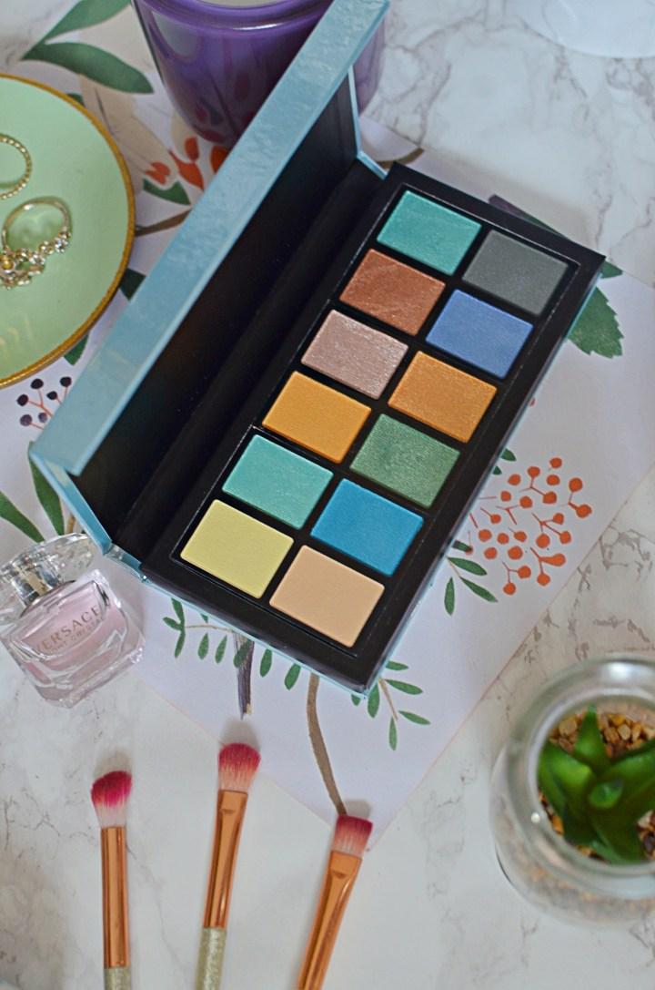 I Heart Revolution Eyeshadow Palette 2