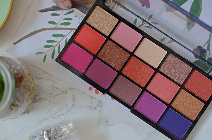 MUA Cosmic Vixen 15 Shade Palette Review