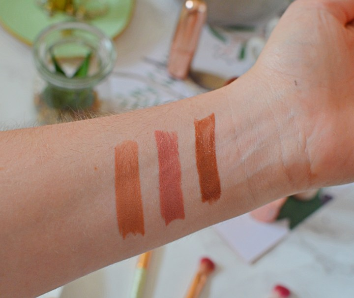 Soph Revolution Lipsticks Swatches