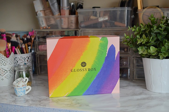 Glossybox Beauty Subscription Box | August 2018