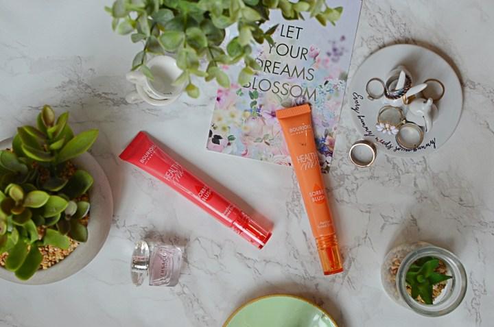 New | Bourjois Healthy Mix Sorbet Blushes
