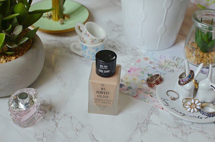 Primark PS… My Perfect Colour Foundation | Best Foundation Ever?