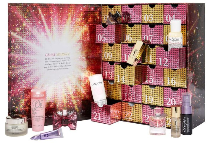 L'Oreal Luxe Advent Calendar