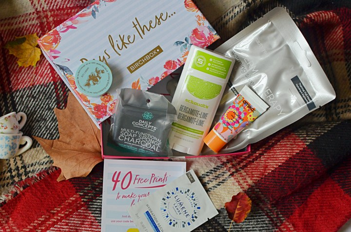 Birchbox Beauty Subscription Box | October 2018