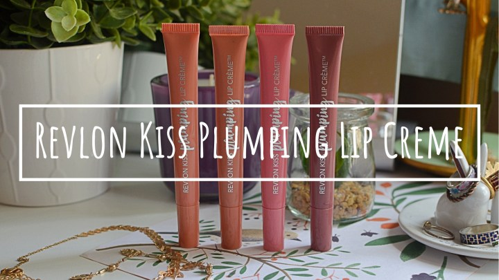 New | Revlon Kiss Plumping Lip Colour