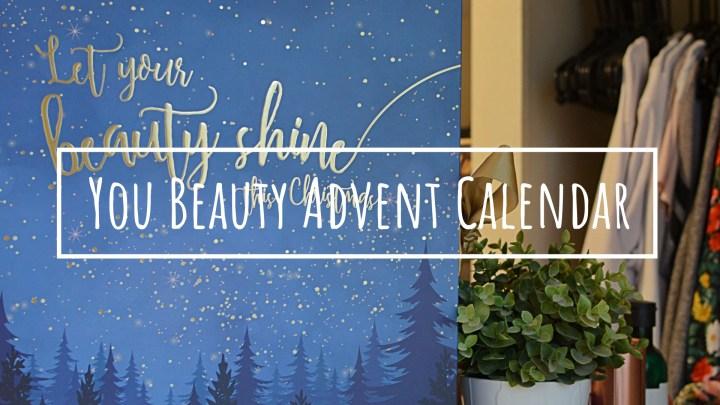 You Beauty Advent Calendar 2018 | SPOILER ALERT