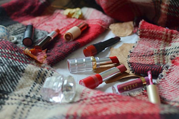 Week In Lipsticks | October 2018
