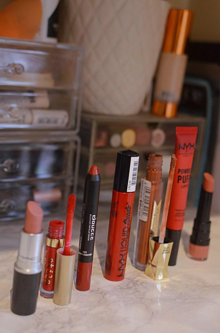 Lipsticks Dec