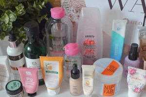 Product Empties | November 18