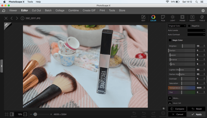 how i edit my blog photos 2
