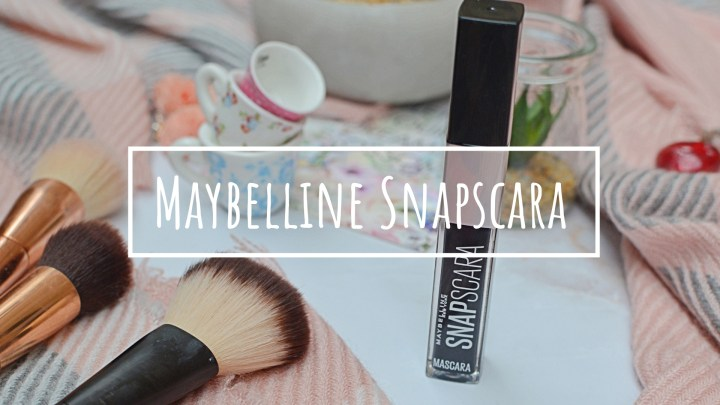 New | Maybelline Snapscara
