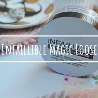 New | L'Oreal Infaillible Magic Loose Powder