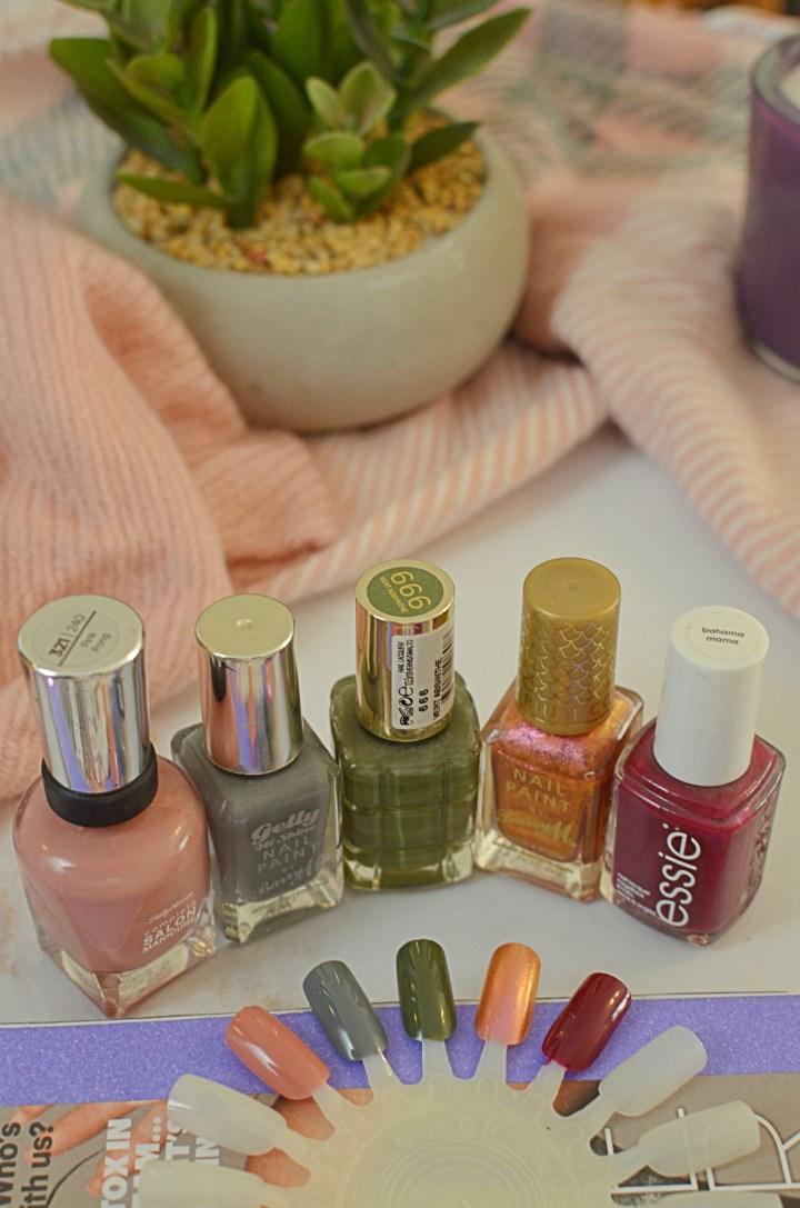 Nail Polishes 3