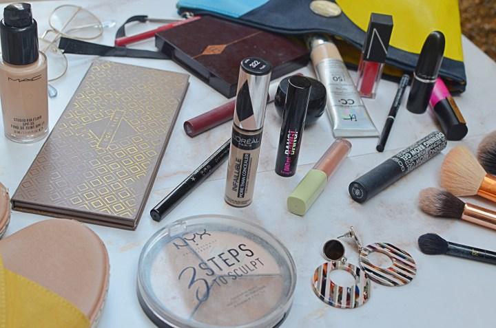Holiday Makeup Bag 1