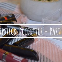 Decluttering My Lipsticks | Part 2