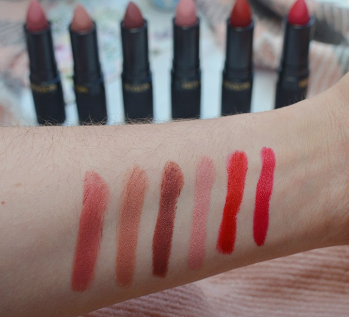 New Revlon Lipsticks 3