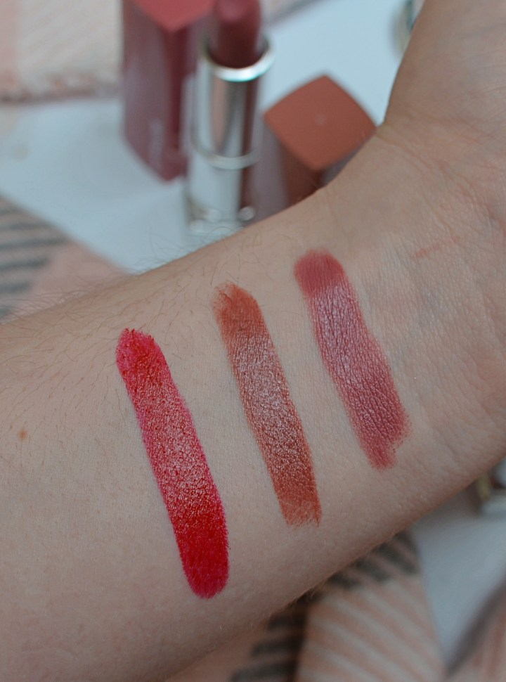 Maybelline Lipsticks 2