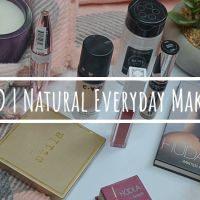 FOTD Natural Everyday Makeup
