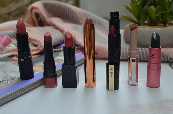 My Week In Lipsticks   July 2020