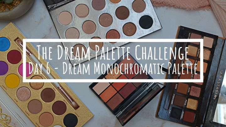 The Dream Palette Challenge | Dream Monochromatic Palette