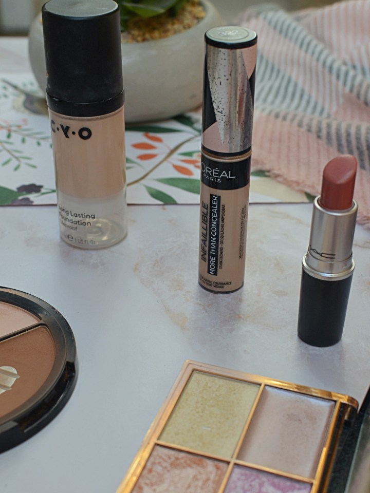 Project Pan - Panning Using Up Makeup Products
