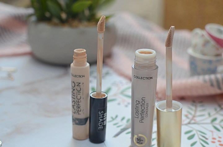 New | Collection Lasting Perfection Concealer
