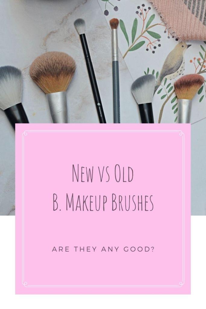 B. Cosmetics Makeup Brushes