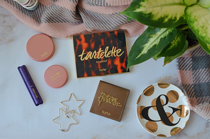 Trying Tarte Cosmetics For The First Time…