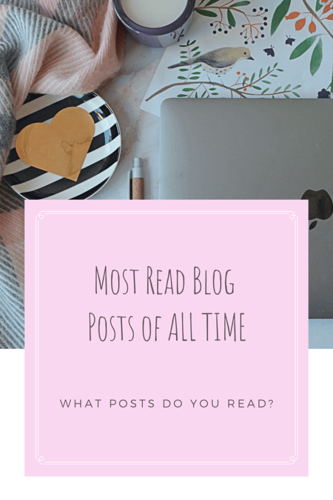 Most Read Blog Posts of ALL TIME