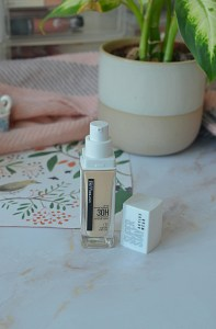 Maybelline Superstay Active Wear Foundation Review