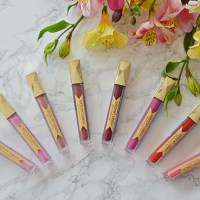 New | Max Factor Honey Lacquer Glosses