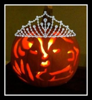 becky's winning pumpkin
