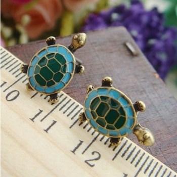sea turtle earings