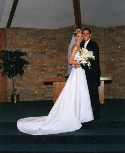 Katie Ganshert Wedding