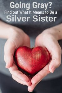 image of silver sisters heart