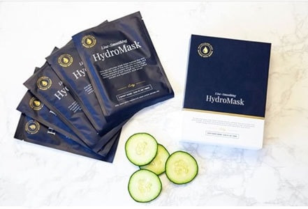 image of city beauty hydromask silver sister products