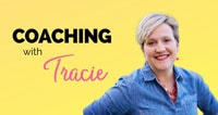 image of coaching with tracie blogging resources