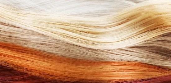 image of long wavy hair
