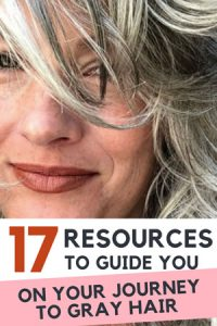 image for gray hair resources