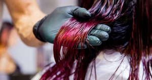 image of hair dye safety concerns