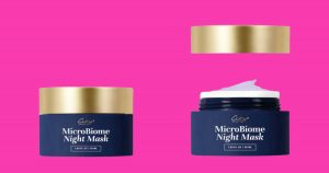 image of city beauty microbiome night mask anti-aging