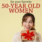image of gift guides for women over 50