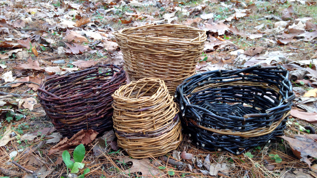 Willow Basketry 1